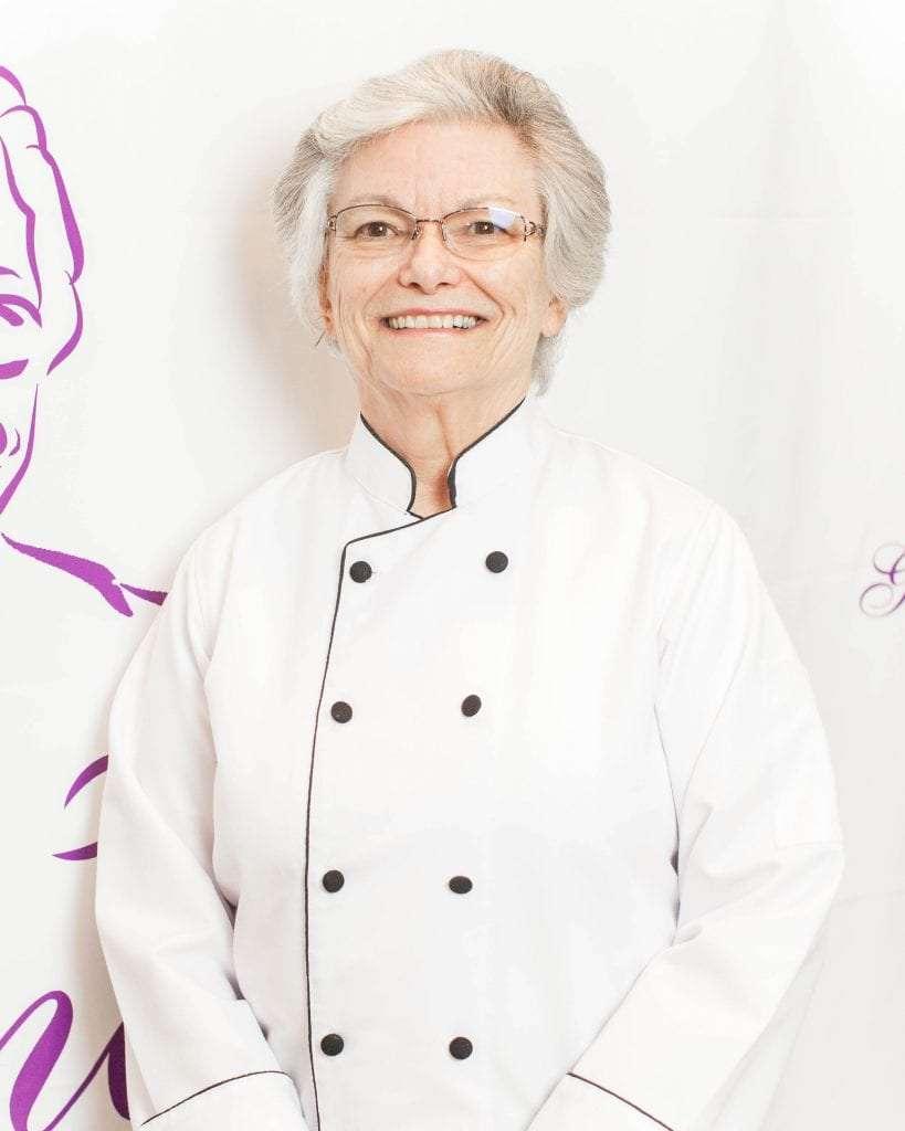 Patricia Grunow, Owner of Grunow's Kitchen